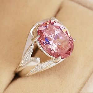 unbranded Jewelry - Pink Sapphire Silver